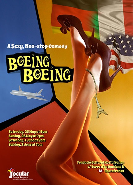Boeing Boeing Image